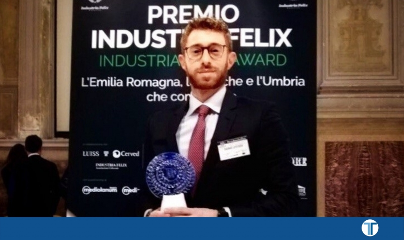 Industria Felix: Theras best company under 40