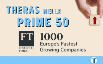 Theras come Europe's Fastest Growing Company